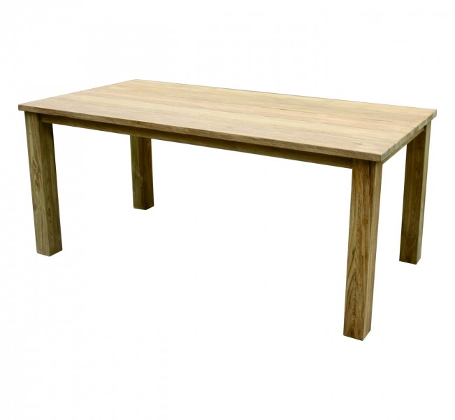AKS Helsinki Tisch Teak 180x90x78 cm natur