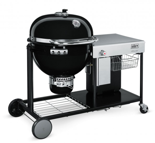 Weber Holzkohlegrill Summit Charcoal Grill-Center