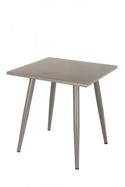 AKS Skagen Tisch, taupe, 90 cm