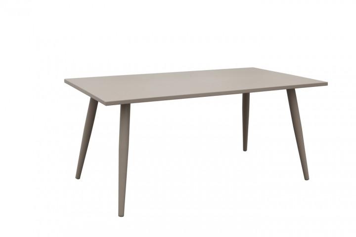 AKS Skagen Tisch 160x90x73 cm taupe