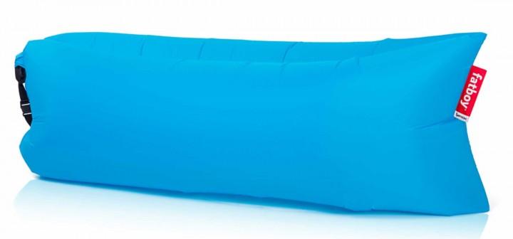 FATBOY Liegesack Lamzac 2.0 Hangout 200x50x90 cm aqua-blue