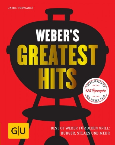 Weber Buch - Greatest Hits