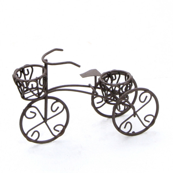 Elfengarten Stecker Fahrrad 10,5x7,5 cm