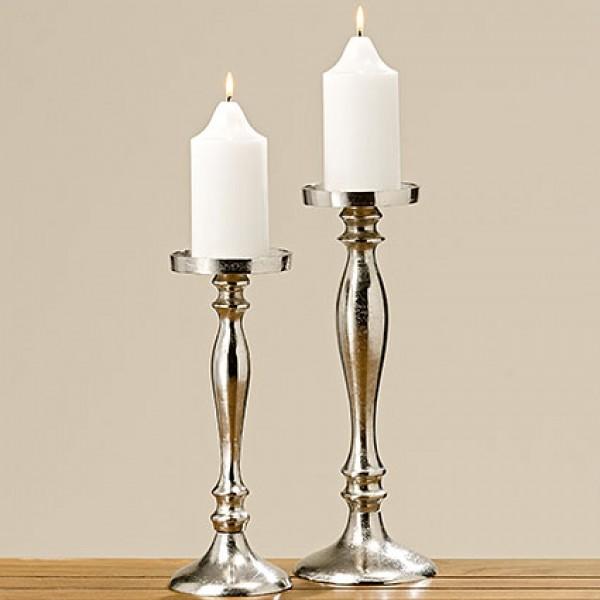 Kerzenleuchter Flaire Alu 31 cm