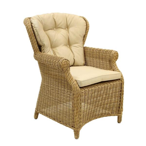 AKS Broadway Dining Chair Geflecht, natural XO