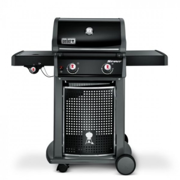 weber gasgrill spirit e 220 classic black gasgrill grill bellandris spiering. Black Bedroom Furniture Sets. Home Design Ideas