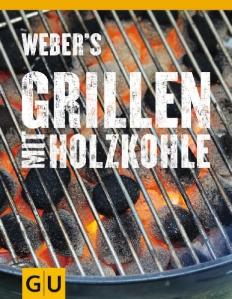 Weber Buch Grillen mit Holzkohle