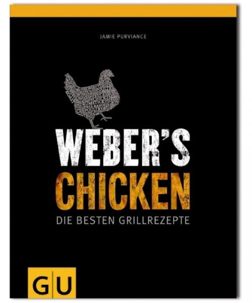 Weber Buch Chicken - Die besten Grillrezepte