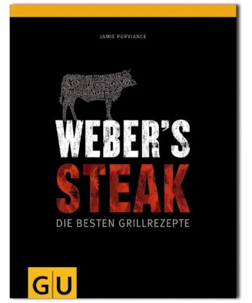 Weber Buch Steak - Die besten Grillrezepte