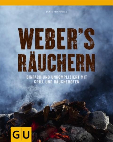 Weber Buch Räuchern