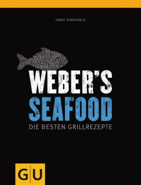 Weber Buch Seafood - Die besten Grillrezepte