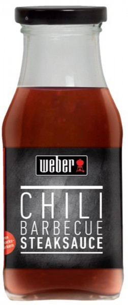 Weber Steaksauce BBQ Chili 240 ml