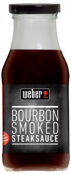 Weber Steaksauce Smoked Bourbon 240 ml