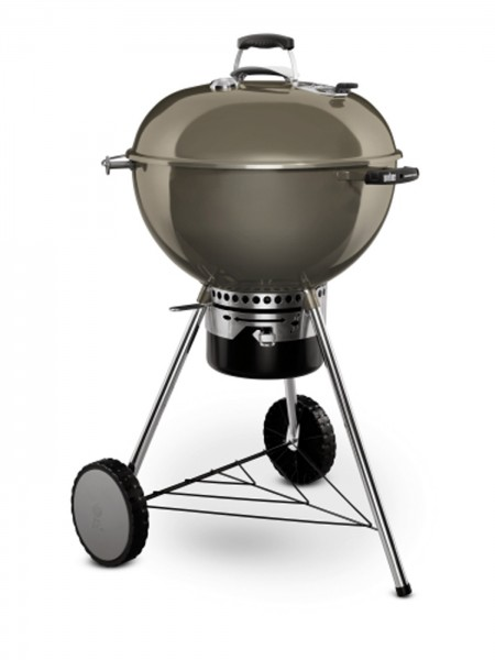 Weber Holzkohlegrill Master-Touch GBS One Touch 57 cm smoke grey