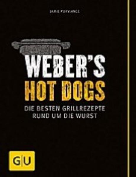 Weber Buch Hot Dogs Die besten Grillrezepte Deutschland ab Februar 2015