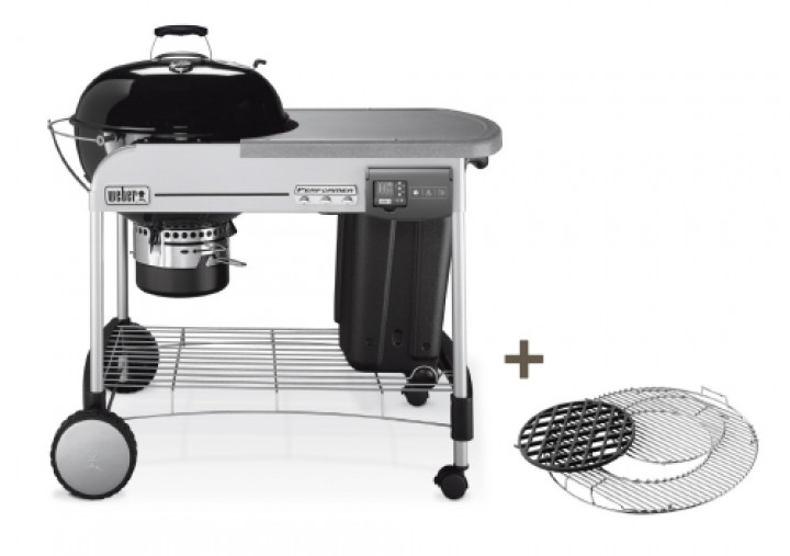 Performer ® Deluxe GBS Holzkohlegrill