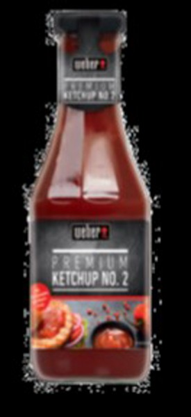 Weber Premium Ketchup No. 2 450 ml