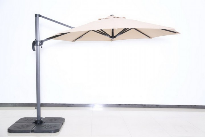 AKS Ampelschirmbezug Olifen 350 cm rund