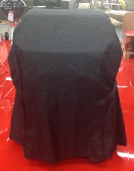 AKS BBQ Grill Abdeckhaube 90x110x60 cm Spirit 200er schwarz