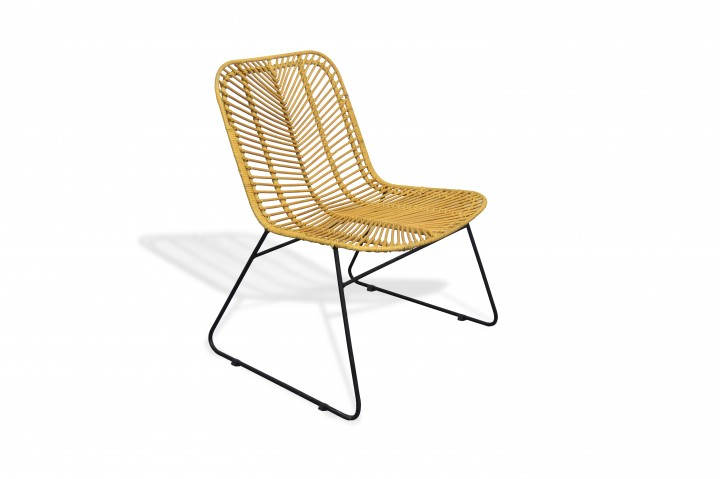 AKS Firenze Stuhl Rattan, honey