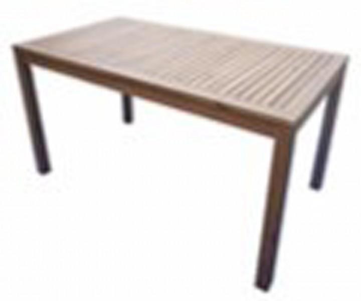 AKS Dijon Tisch Akazie 160x90x75 cm geölt FRC03