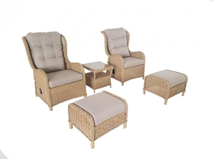 AKS Jackson Lounge Set