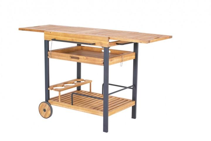 Have&Stol Baar Servierwagen Holz