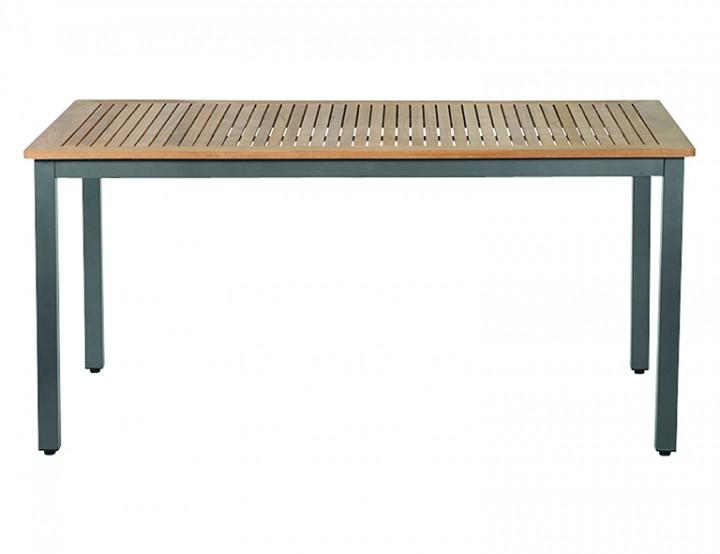 AKS Cordoba Dining Tisch matt graphit