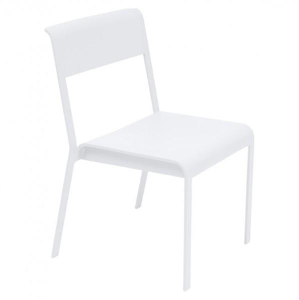Fermob Bellevie Stuhl 52x55x80 cm baumwollweiß