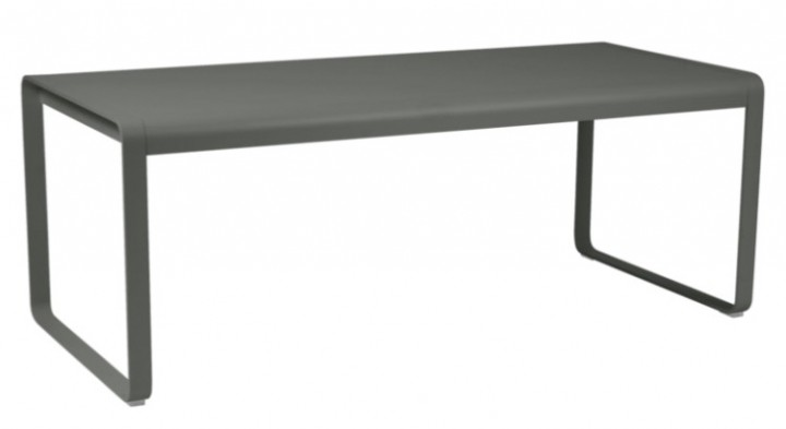 Fermob Bellevie Tisch 196x90x74 cm rosmarin