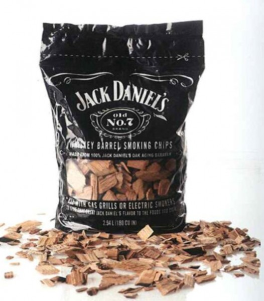 Jack Daniel's Wood Smoking Chips 1 kg