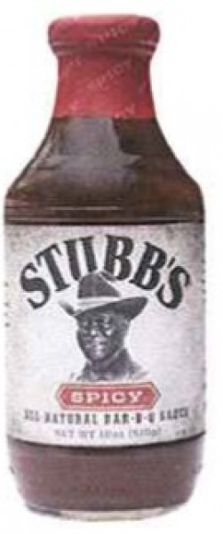 Stubb's Spicy Bar-B-Q Sauce 450 ml