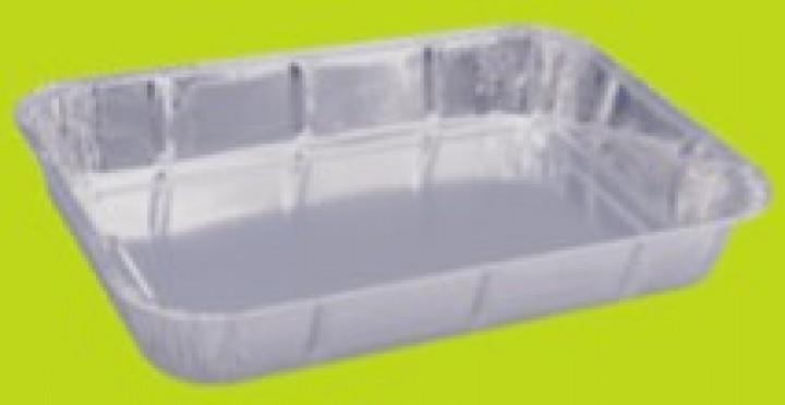 AKS BBQ Alu-Tropfschale 21,5x15,5x3,5 cm