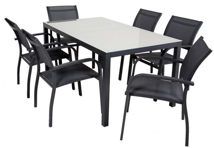AKS Sardinien Dininggruppe Aluminium